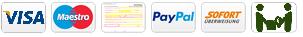 Bezahlmöglichkeiten bei Tuning-Hoppe.com